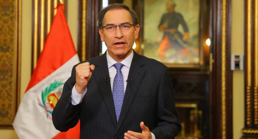 El jefe del Estado también habló se asuntos sectoriales y del referéndum del último domingo. (Foto: Presidencia)