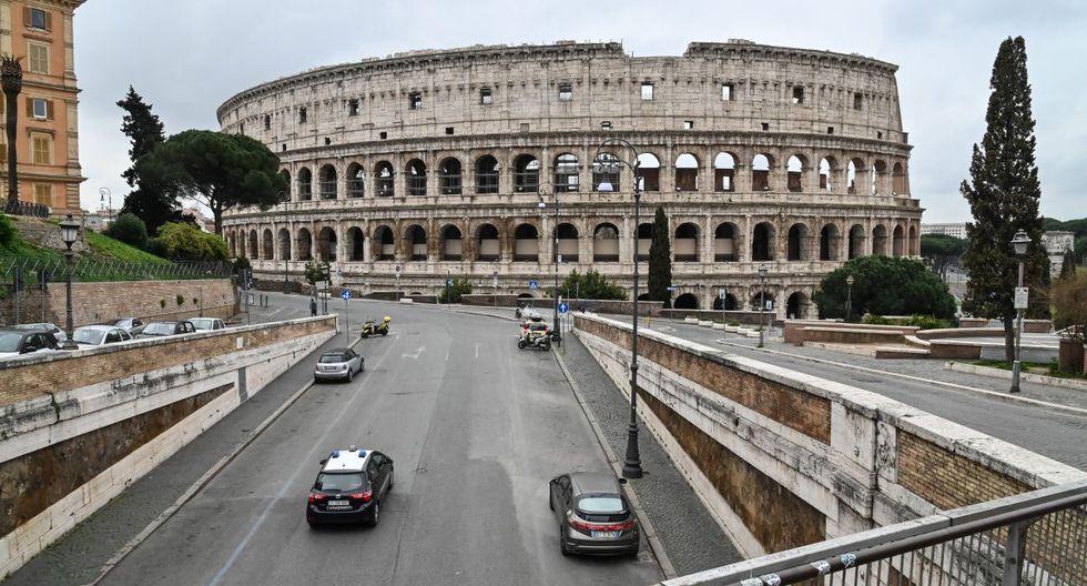 El gobierno de Italia decretó la cuarentena en todo el país. (Foto: AFP).