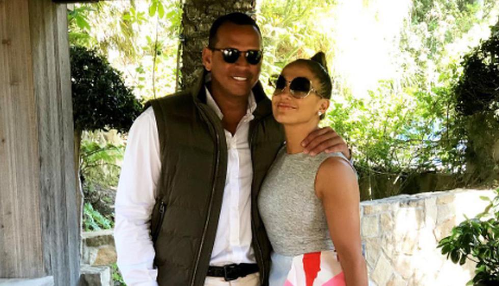 Álex Rodriguez volvió de su viaje con Jennifer Lopez con el ojo morado (Foto: Instagram)