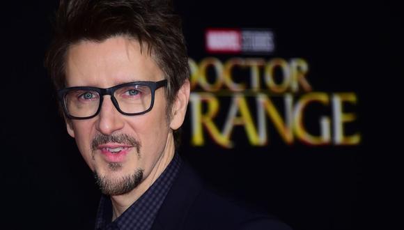 """Scott Derrickson cambia la secuela de """"Doctor Strange"""" por la de """"Labyrinth"""". (Foto: AFP)"""