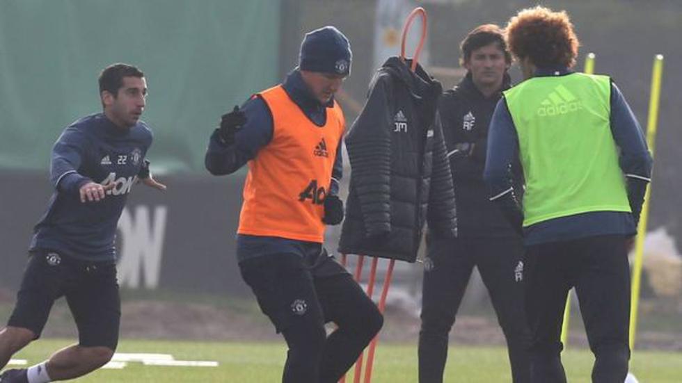Manchester United: Schweinsteiger volvió al primer equipo - 1