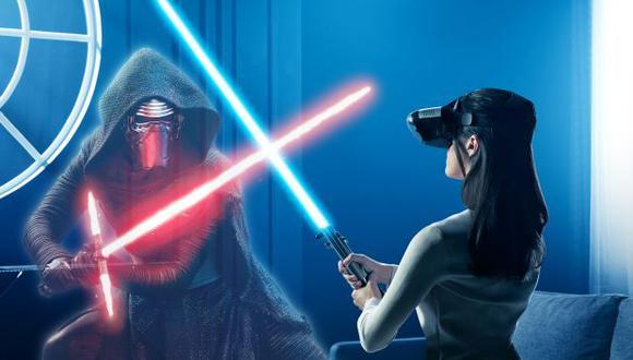 El videojuego llegará en noviembre. (Foto: Lenovo)