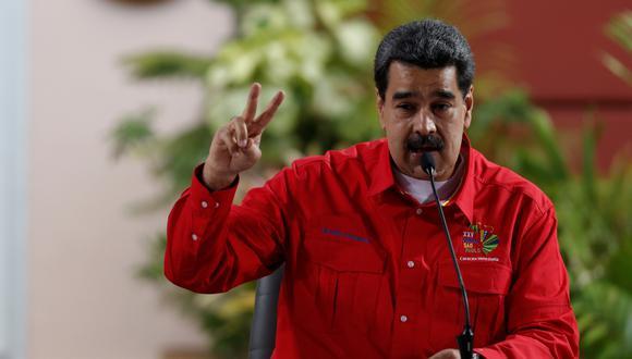 """Maduro indicó además que estaría dispuesto a recibir en Venezuela a otros exmiembros de la antigua guerrilla FARC, como Rodrigo Londoño, conocido también como """"Timochenko"""", y Pablo Catatumbo. (Reuters)"""