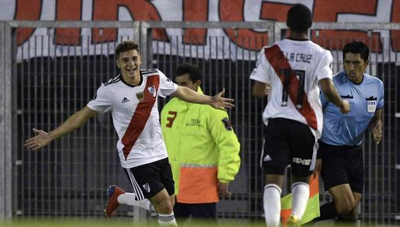 River Plate y Cruzeiro se enfrentarán en octavos de la Copa Libertadores 2019. (Foto: AFP)