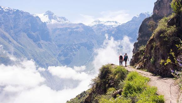 El cañón del Colca, en Arequipa, se ubica a 3.600 m.s.n.m. (Foto: Shutterstock)