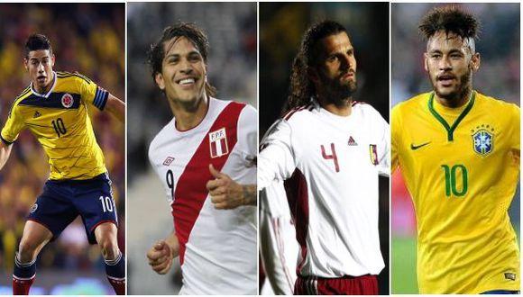 Copa América Chile 2015: ¿Cuánto cambiaron los rivales de Perú?