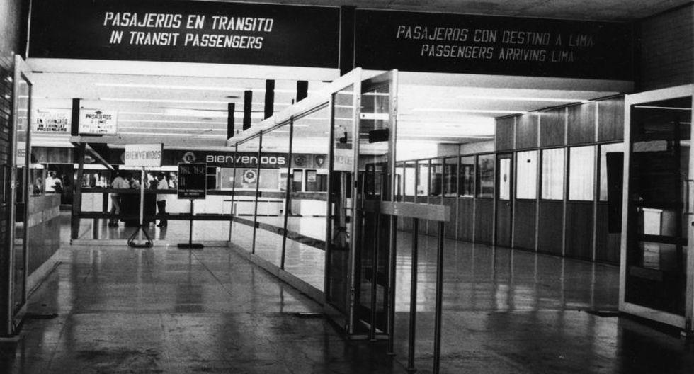 Aeropuerto Jorge Chávez cumple 50 años: su historia en fotos - 4