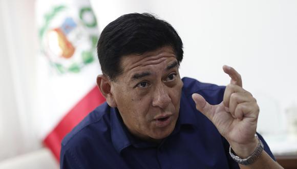 Juan Carlos Gonzáles (Foto: El comercio).