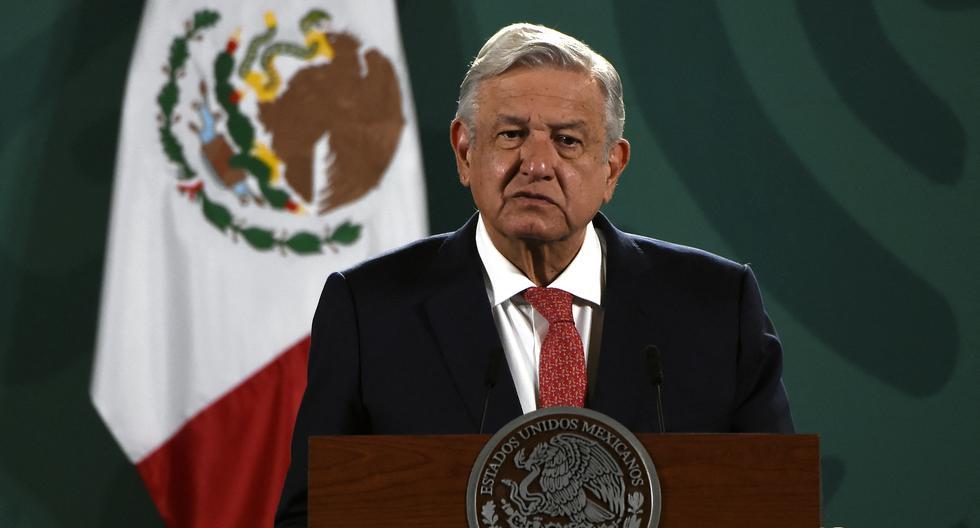 El presidente de México, Andrés Manuel López Obrador, recordó que el próximo marzo habrá una consulta sobre la revocación de su mandato. (Foto: AFP)