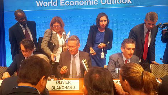 FMI reduce a 5,1% el crecimiento del Perú para el 2015
