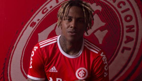 Abel Hernández tiene contrato con Internacional hasta mediados del 2021. (Foto: SC Internacional)