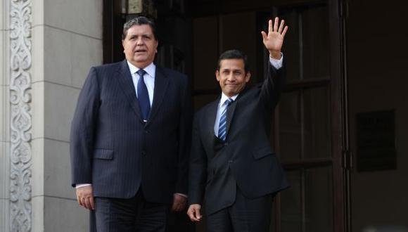 Rumor sobre hijo de Humala es un tema menor, dice Alan García