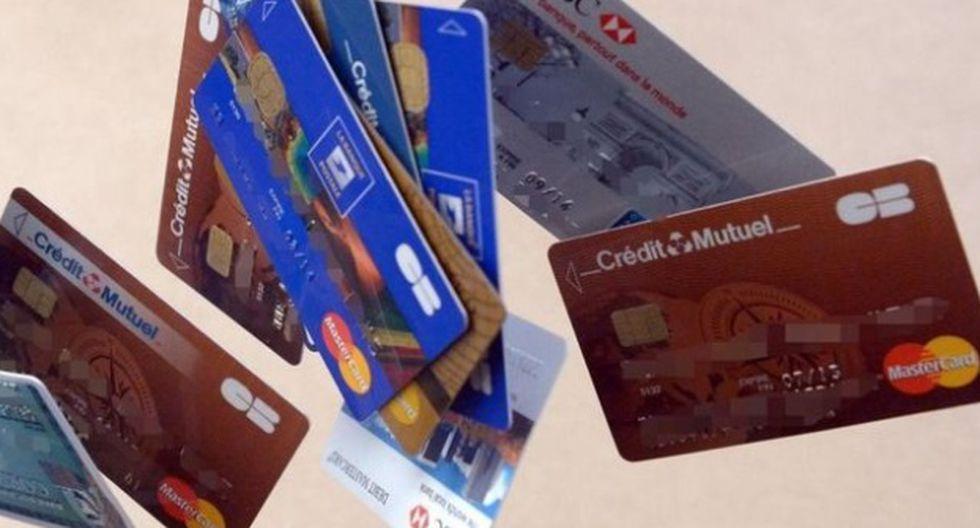 Las tarjetas le facilitan la vida al usuario. Y a los ladrones también. (Foto: Getty)