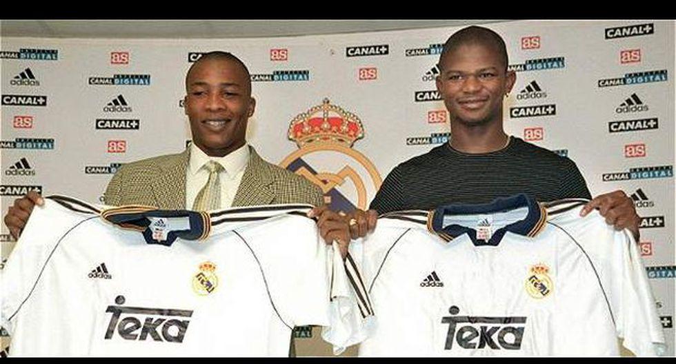 ¿Qué fue de Edwin Congo, el segundo colombiano del Real Madrid?