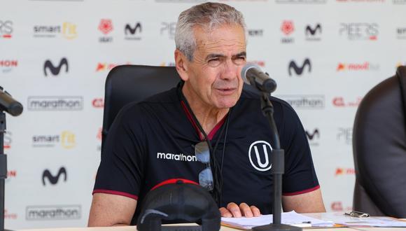 Gregorio Pérez llegó a Universitario la temporada 2020.