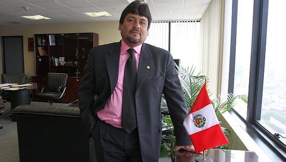 Oscar Basso será el nuevo superintendente adjunto de cooperativas de la SBS. (Foto: USI)