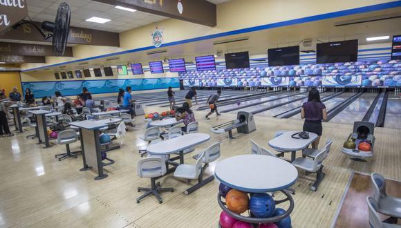 Así luce el bowling de Miraflores hoy. La remodelación total del lugar recién terminó a finales del año pasado.
