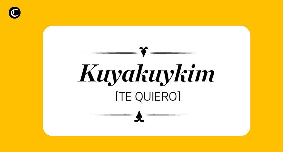 Traductor Conoce Las Frases En Quechua Más Románticas
