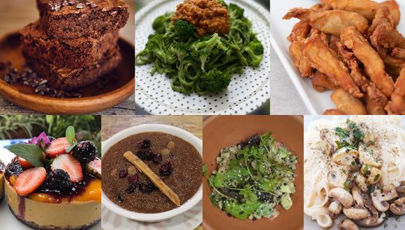 Siete restaurantes peruanos comparten en exclusiva con El Comercio recetas saludables para hacer en casa. (Foto: Difusión)