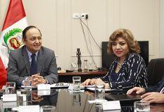 Congreso: Zoraida Ávalos y Walter Gutiérrez sustentan hoy proyectos sobre acaparamiento y especulación