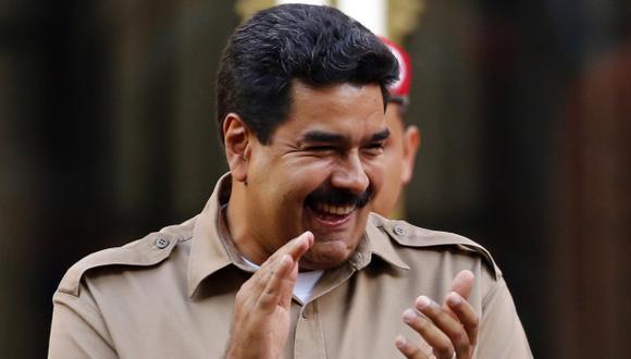 """Maduro: """"Yo no me voy a parar de la mesa de diálogo"""""""