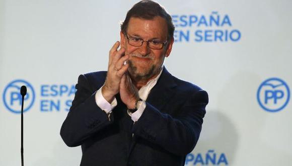 Mariano Rajoy, el conservador reelegido presidente de España