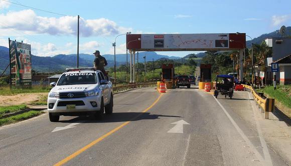La policía está tras los pasos de los demás miembros de la banda (Foto: Hugo Anteparra)