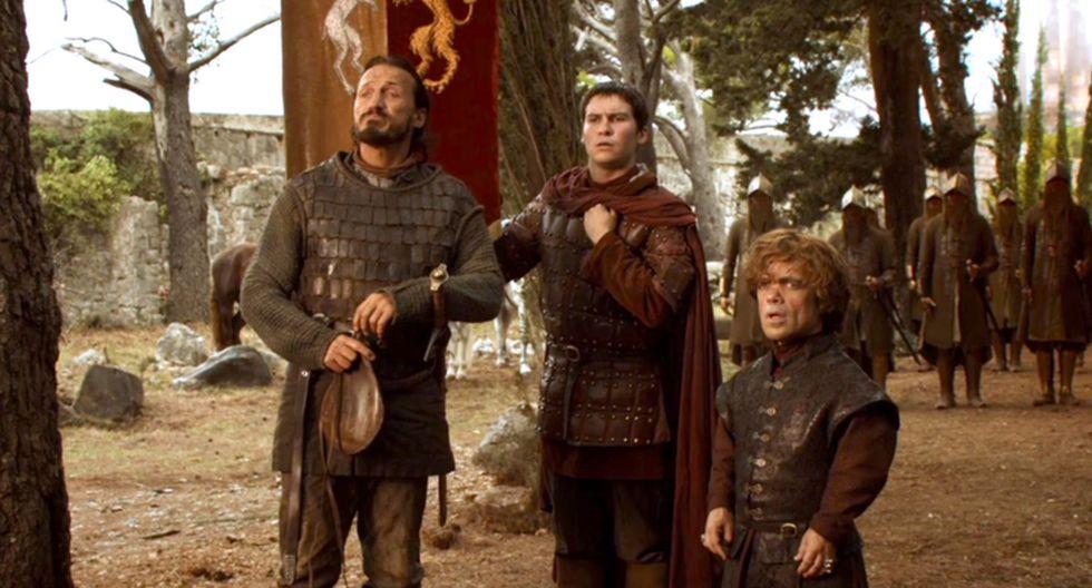 """Bronn es un mercenario que se volvió compañero de los hermanos Tyrion y Jaime Lannister en la serie """"Game of Thrones"""". (Foto: HBO)"""