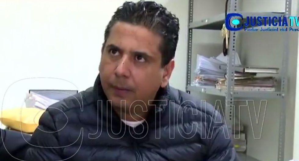 Guillermo Riera es procesado por homicidio culposo agravado y omisión de socorro tras haber causado la muerte de tres personas en la Costa Verde. (Justicia TV)