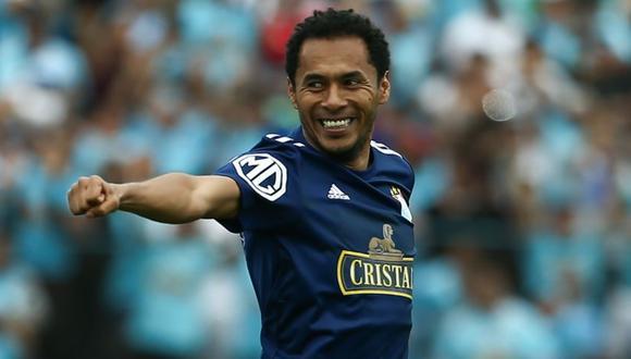 Carlos Lobatón no continuará en Sporting Cristal. (Foto: GEC)