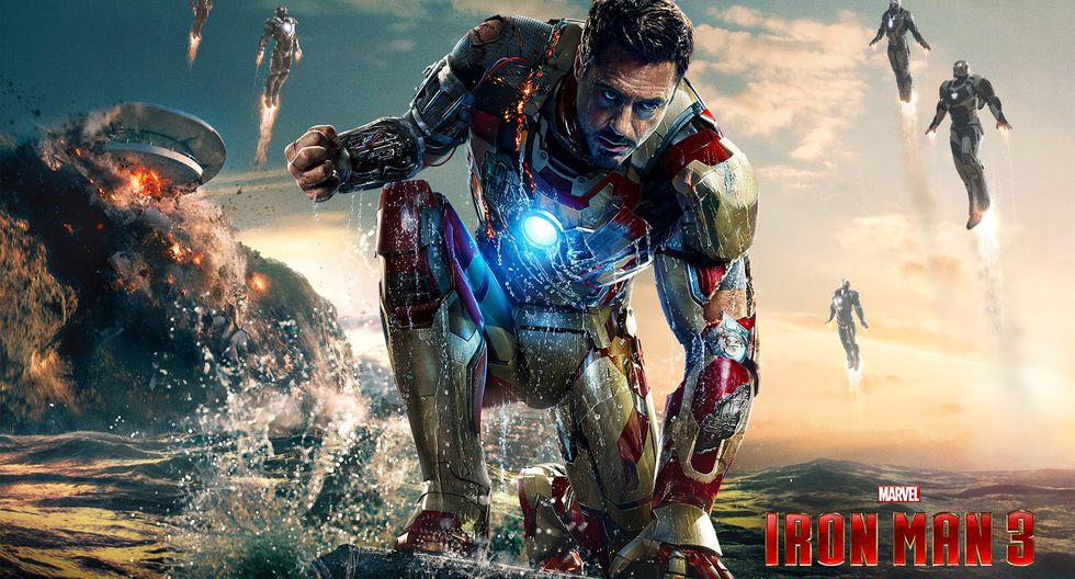 Iron Man 3 (Foto: Marvel)