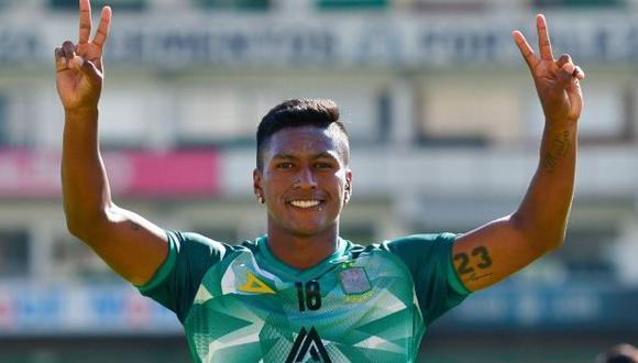 Pedro Aquino tiene contrato con León hasta mediados del 2021. (Foto: Club León)