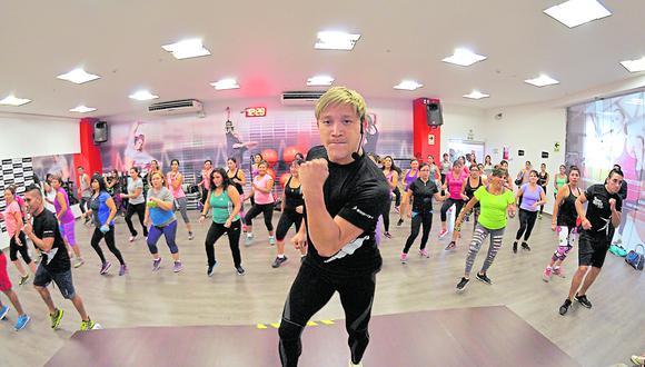 En el Perú existen 1681 gimnasios, centros deportivos o espacios para entrenar, de acuerdo con información de la asociación IHRSA.