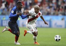 Matuidi reveló la importancia del partido contra Perú para el título de Francia