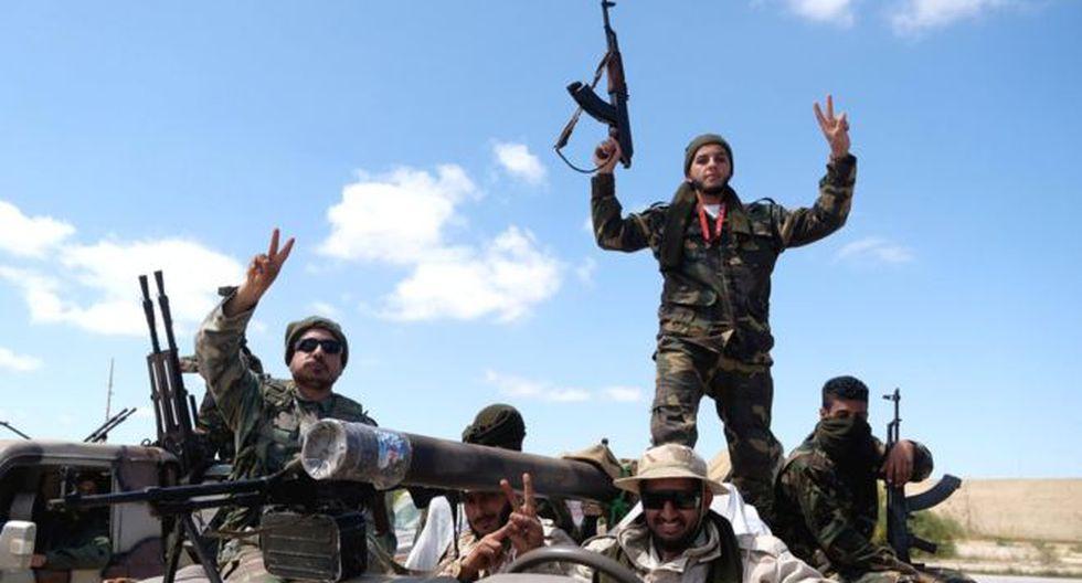 Las tropas lideradas por Jalifa Haftar se están acercando a la capital, Trípoli. Foto: Reuters