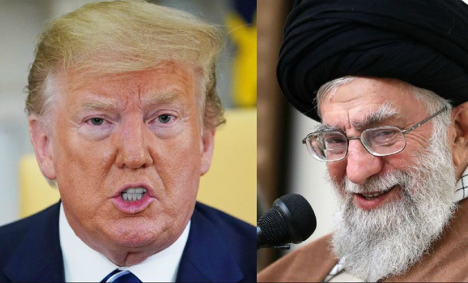 Donald Trump firma decreto que endurece las sanciones a Irán y apunta al líder supremo Ayatola Alí Jamenei. (AFP).