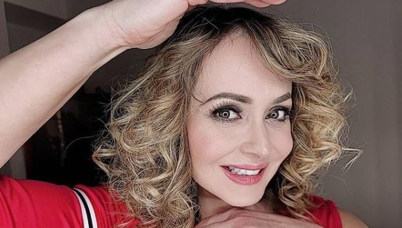 """Gabriela Spanic viajó a Hungría, donde fue parte del concurso de baile """"Dancing with the Stars"""" (Foto: Gaby Spanic/ Instagram)"""