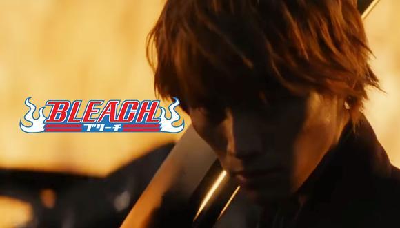 """Sota Fukushi como Ichigo Kurosaki, protagonista de """"Bleach"""". (Fuente: Warner Bros.)"""