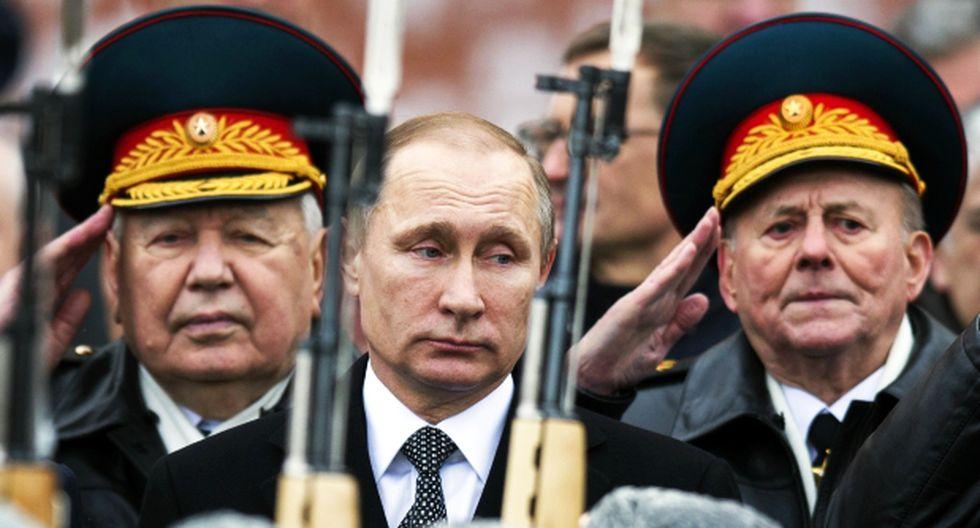 La URSS, un sueño y una pesadilla para Vladimir Putin