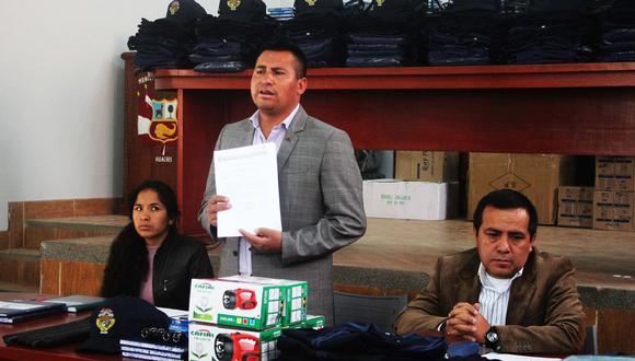 (Fotos: Facebook de la Municipalidad Distrital de Huachis)