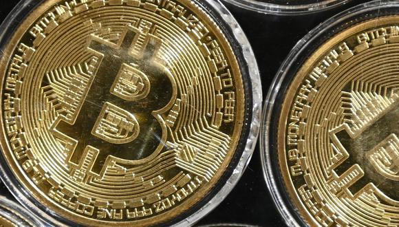 Conozca algunos detalles sobre cómo funcionan las criptomonedas como el Bitcoin. (Foto: AFP)