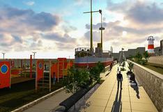 Así se construirá el parque temático en Perú que le rinde homenaje al monitor Huáscar