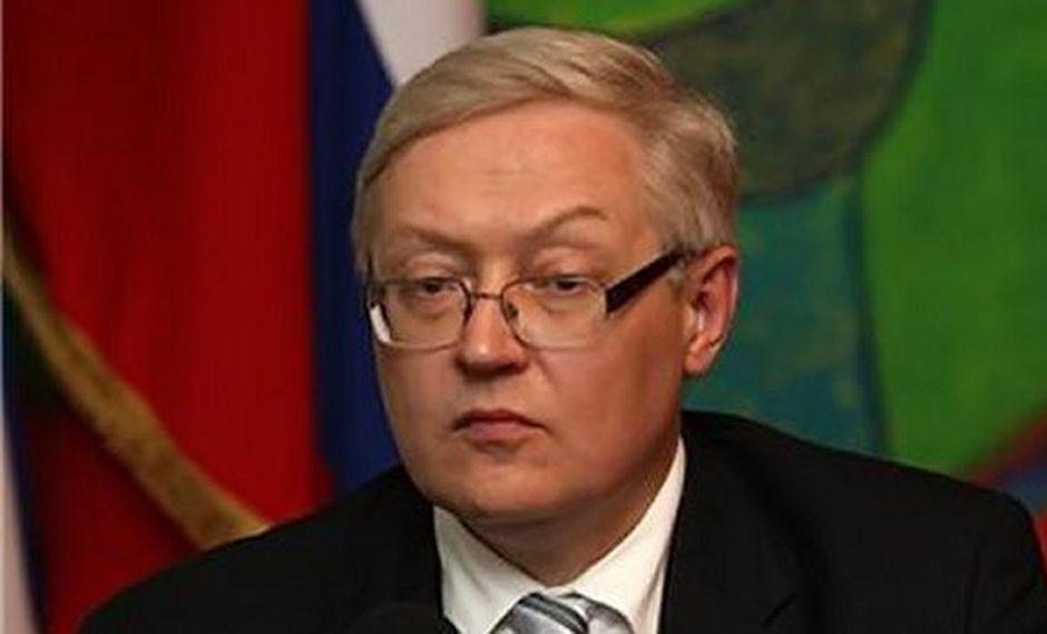 El viceministro de Asuntos Exteriores ruso Serguéi Riabkov. (Foto: EFE)