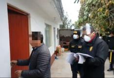 Apurímac: allanan vivienda del alcalde de Chincheros por presunto delito de colusión simple