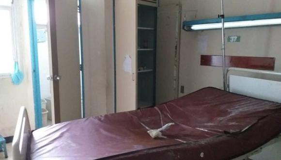 Foto: Karelbys Meneses La habitación donde permaneció en Los Magallanes de Catia. Foto: El Nacional/ GDA