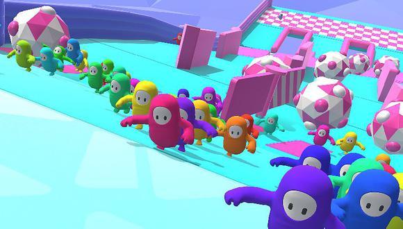 Fall Guys, el videojuego que causa sensación entre miles de usuarios | Foto: playstation.com