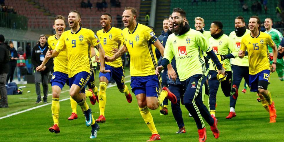 Suecia (Foto: Reuters)