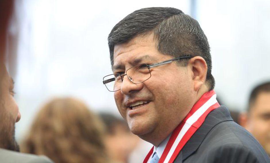 CNM descartó presión de Figallo en suspensión de Ramos Heredia