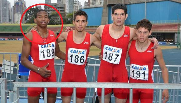 Andy Martínez, conoce al hombre más rápido del Perú