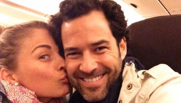 Luego que la actriz se divorciara de su primer esposo, conoció al hijo del expresidente Carlos Salinas gracias a su amiga Maki Soler (Foto: Ludwika Paleta / Instagram)